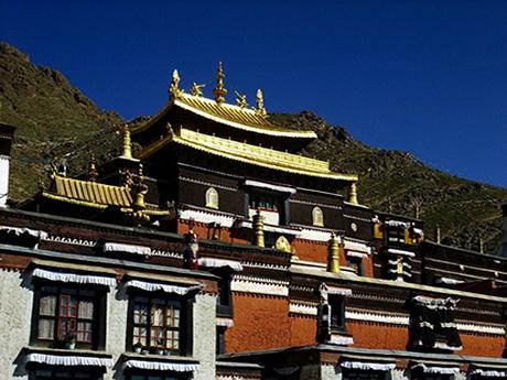 Tashilumpu Monastery
