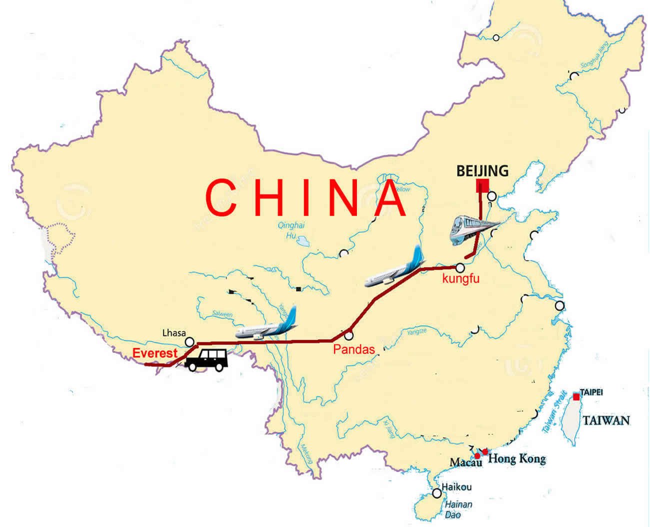 world map of the great wall of china gallery