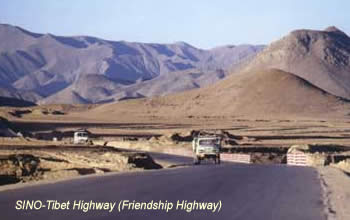 Travel to Tibet by Driving