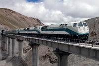 Train tours via Qinghai-Tibet Railway
